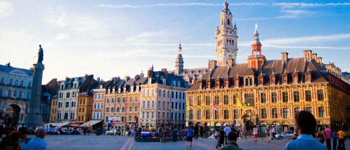 DriiveMe favorise les trajets à moindre coût entre Lille et Paris pour 1 € en aller simple Centre ville - Aéroport - Gare routière